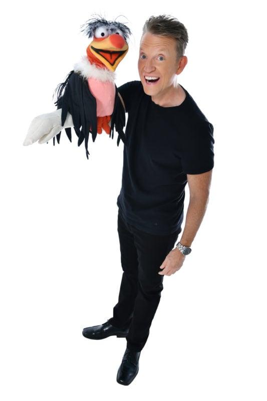Hire Michael Harrison Ventriloquist