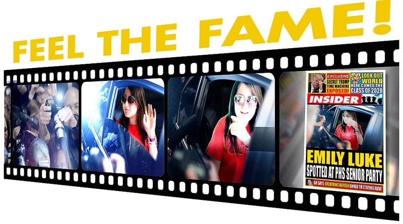 Celebrity Simulator - Funny Business Agency