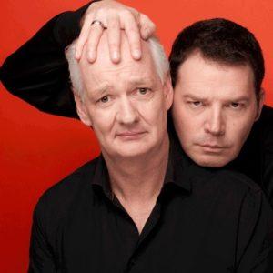 Colin and Brad Show - Virtual Improv - Funny Business Agency