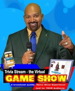 Trivia Stream - Virtual Game Show - Funny Business Agency