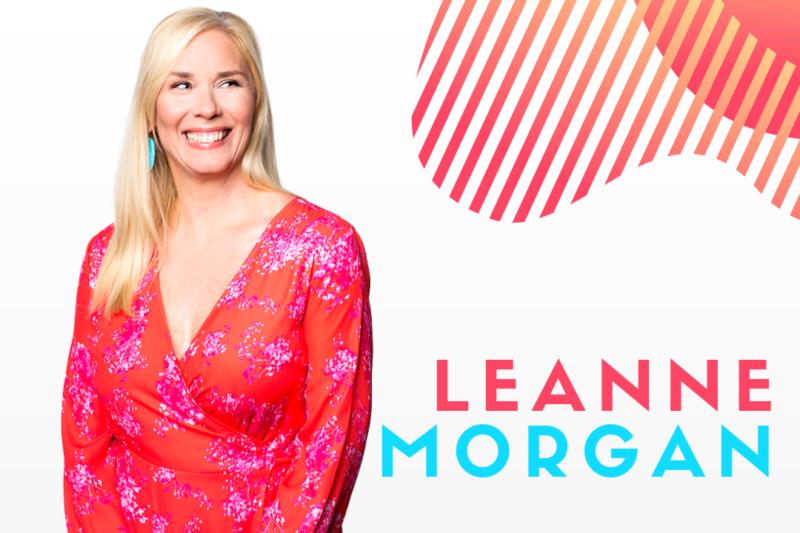 Hire Leanne Morgan