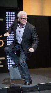 Virtual Speaker Vince Poscente - Funny Business Agency