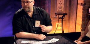 Book Paul Wilson Magician