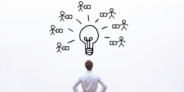 virtual fundraiser - brainstorming