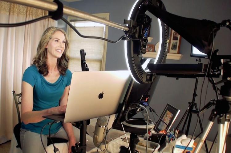 In Home Virtual Host Studio