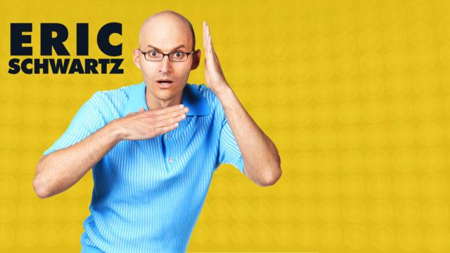 Eric Swartz - Virtual Comedian - Funny Business Agency