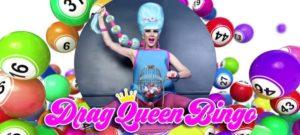 Drag Queen Bingo Banner - Virtual Bingo - Funny Business Agency
