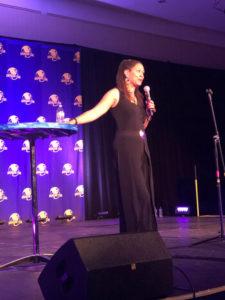 Leighann Lord - Virtual Emcee Speaker Comedian - Funny Business Agency